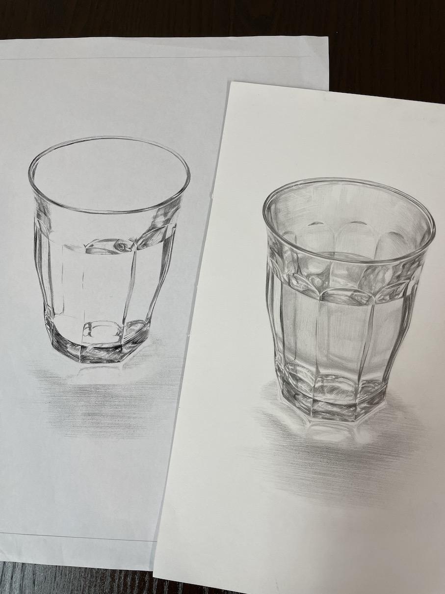 武蔵野美術大学 視覚伝達デザイン学科 合格作品